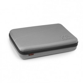 LARGE CAPXULE SOFT CASE - XSORIES - SILVER