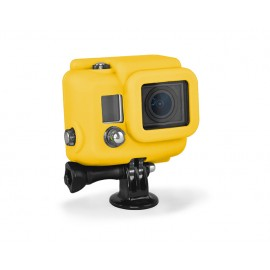 SILICONE COVER YELLOW GOPRO HERO3+