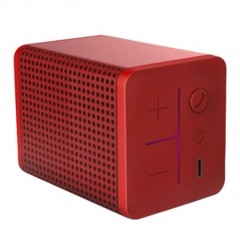 BOOMIN - Bluetooth Speaker - Red